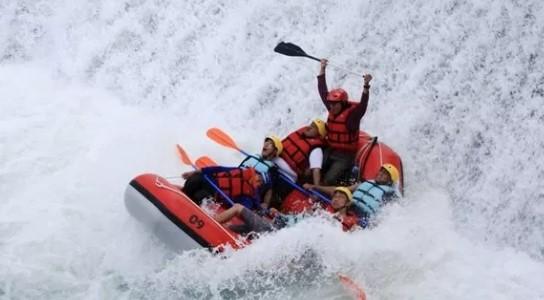 Ulasan Mengenai Tempat Wisata Arung Jeram Sungai Binjai Yang Keren
