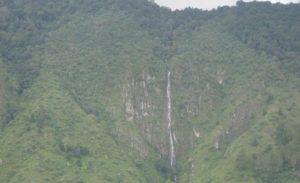 Uraian mengenai Air Terjun Simangande yang menarik mata wisatawan