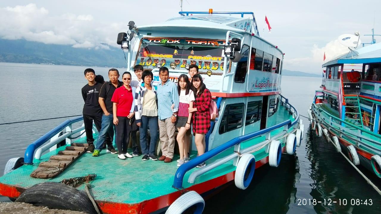 Promo paket wisata Danau Toba 3 hari 2 malam untuk Anda